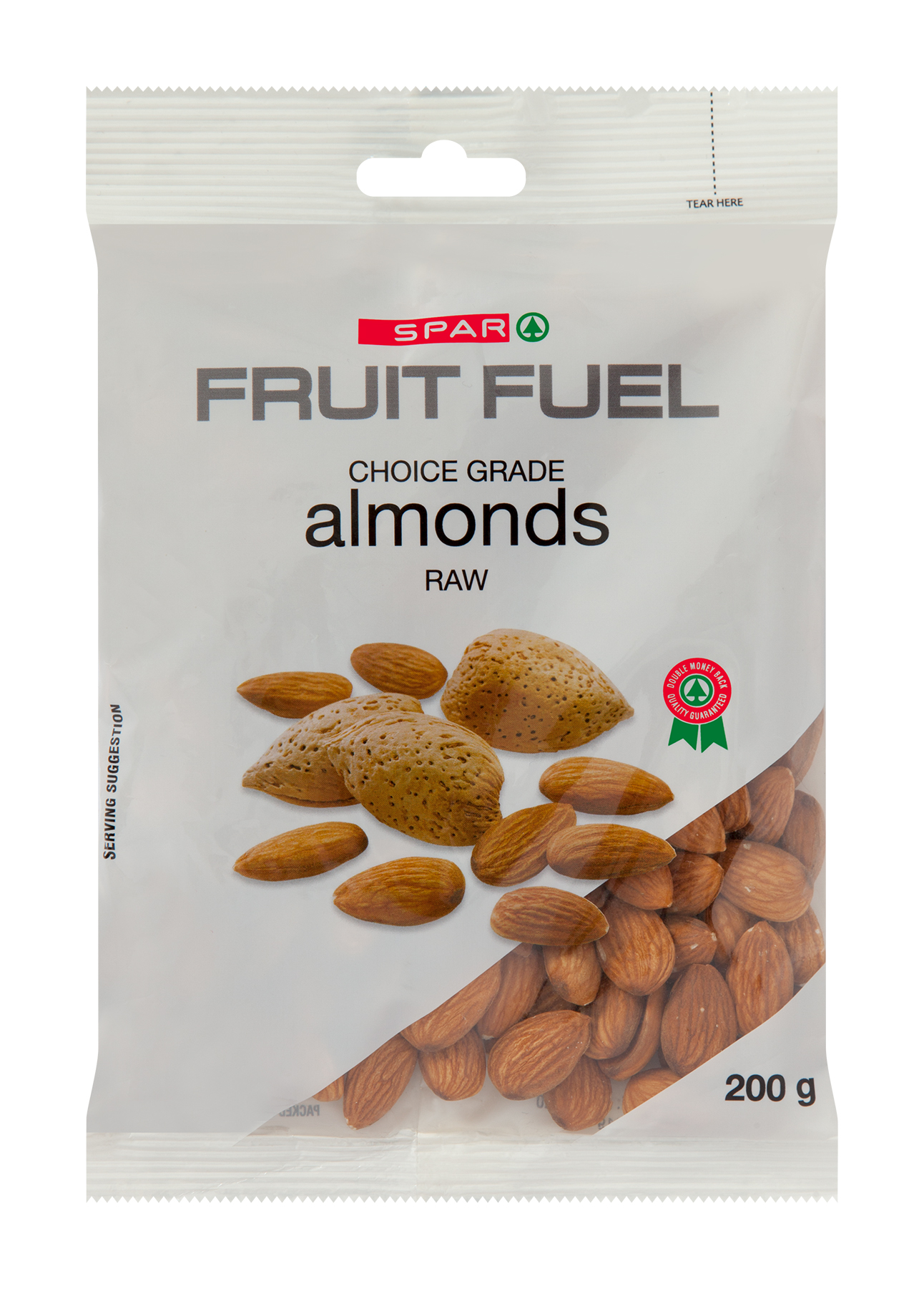fruit fuel almonds