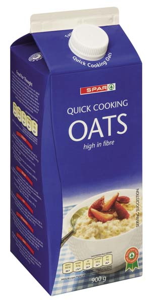 oats - quick cooking