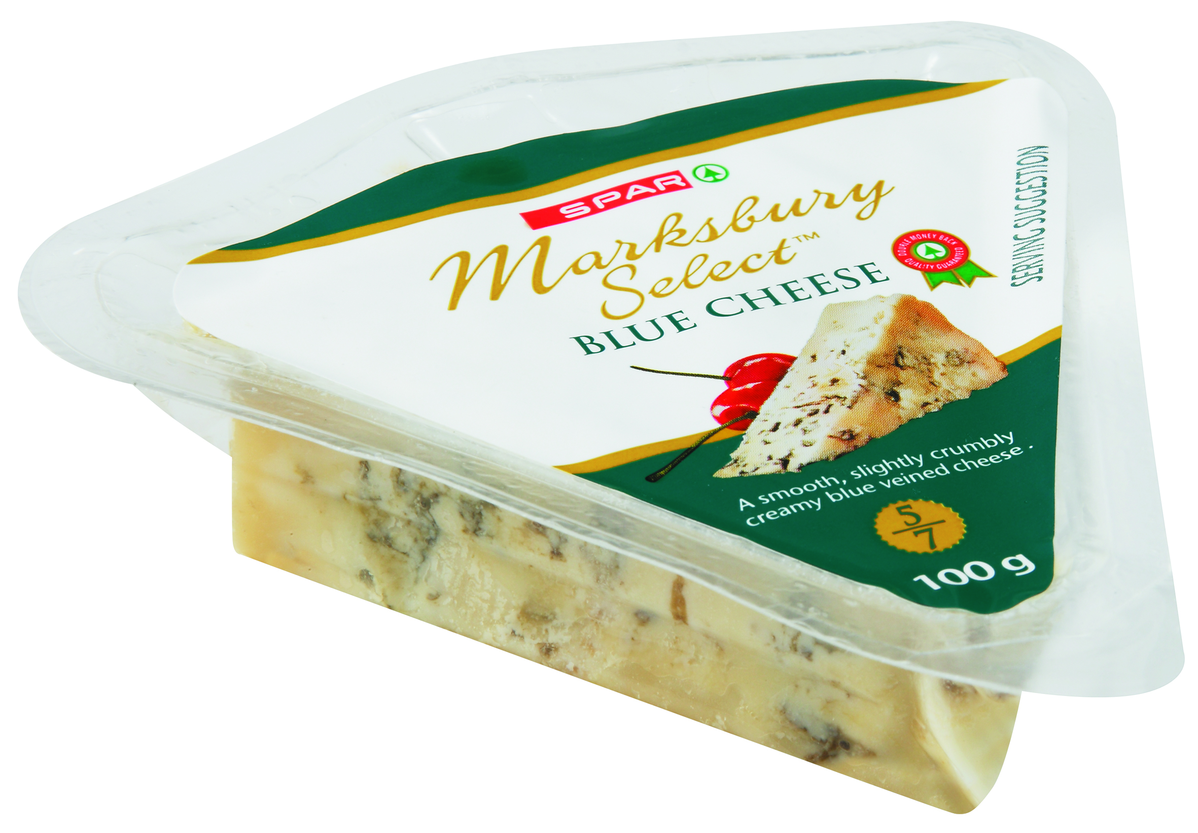 marksbury select cheese blue