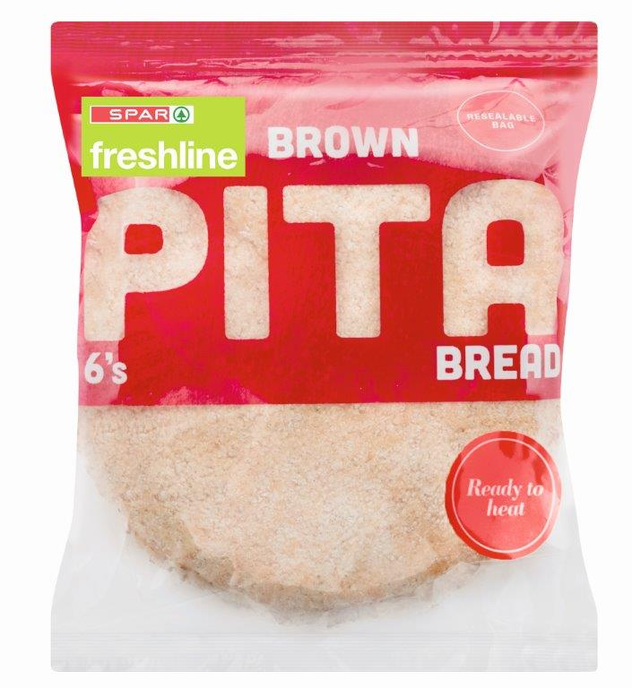 freshline brown pita bread