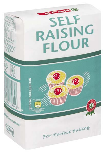 self raising wheat flour