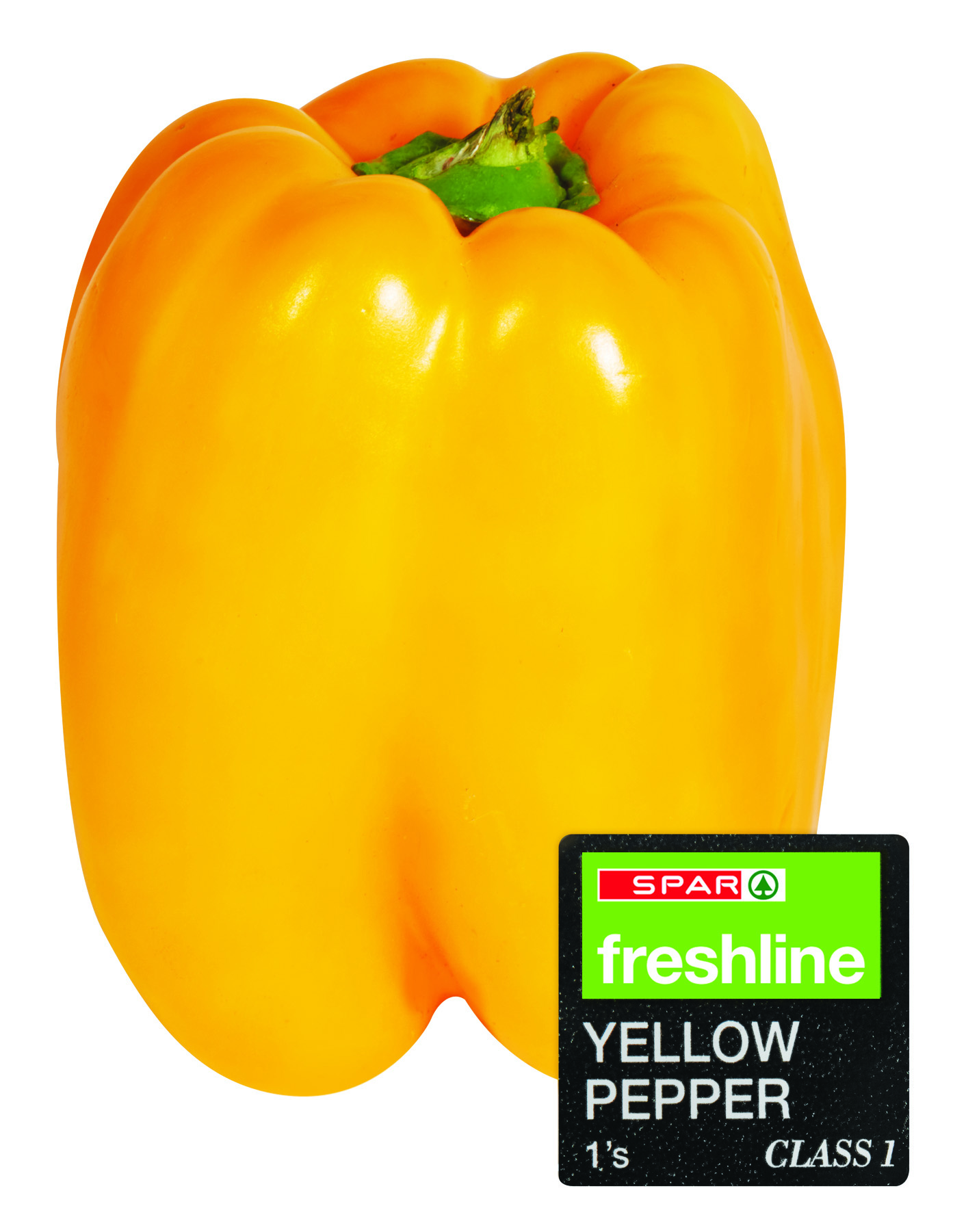 freshline yellow peppers - single
