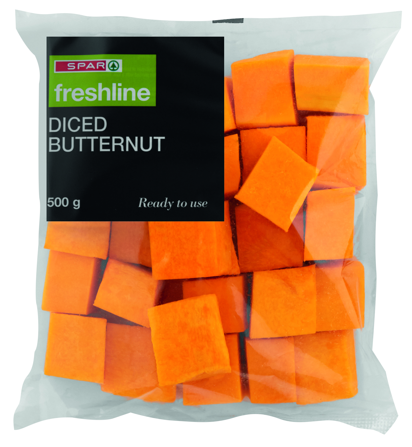 freshline diced butternut