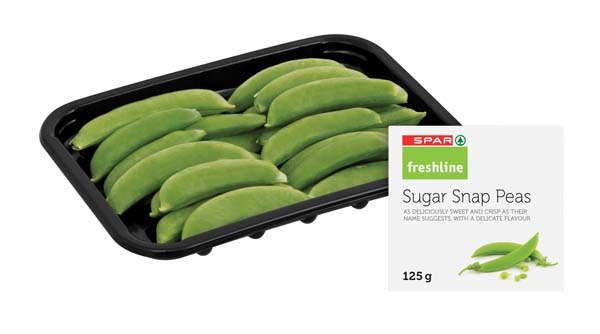 freshline sugar snap peas
