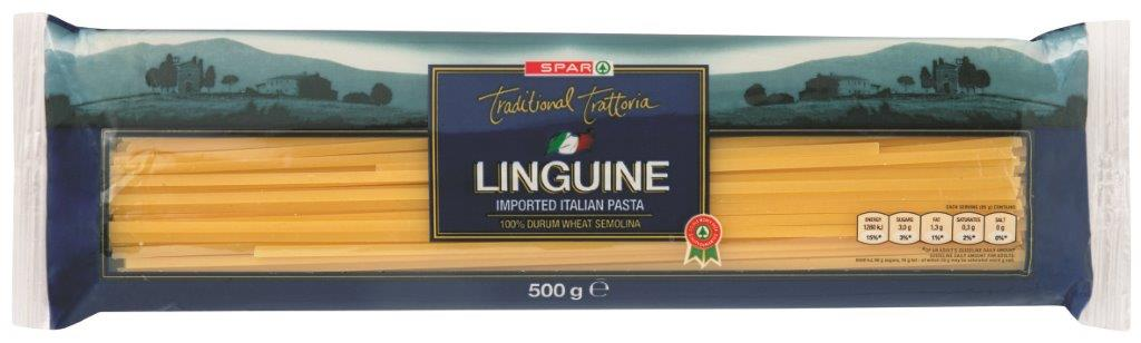 traditional trattoria pasta linguine