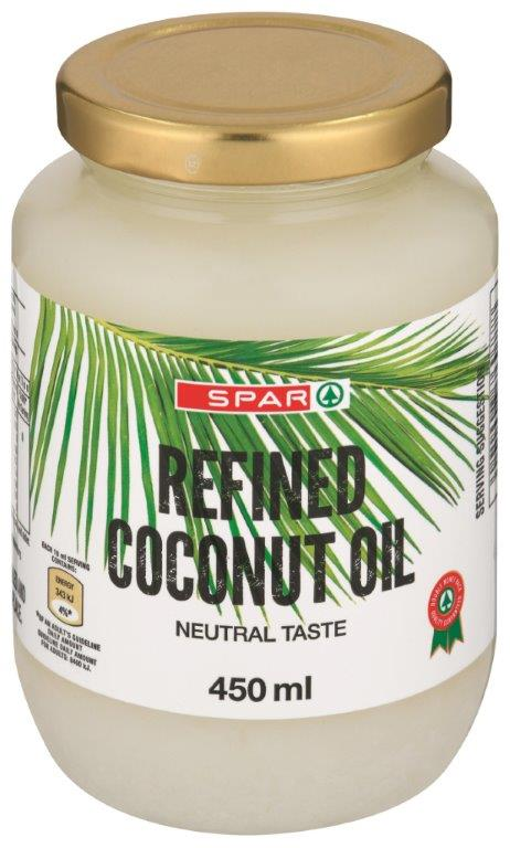 refined coconut oil - neutral taste
