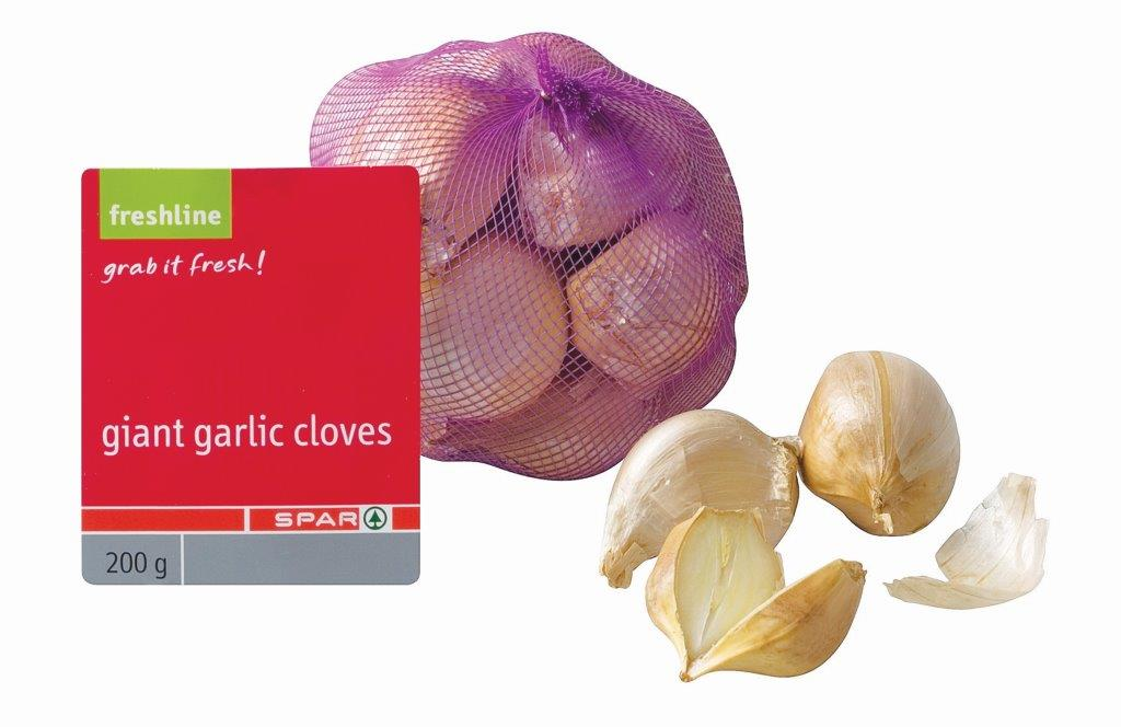 freshline giant garlic cloves