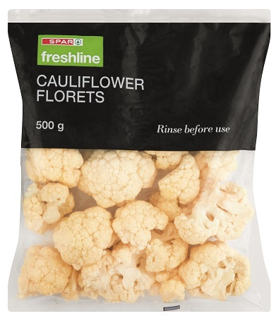 freshline cauliflower florets