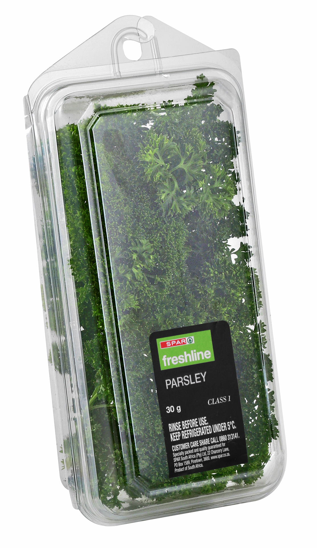freshline parsley