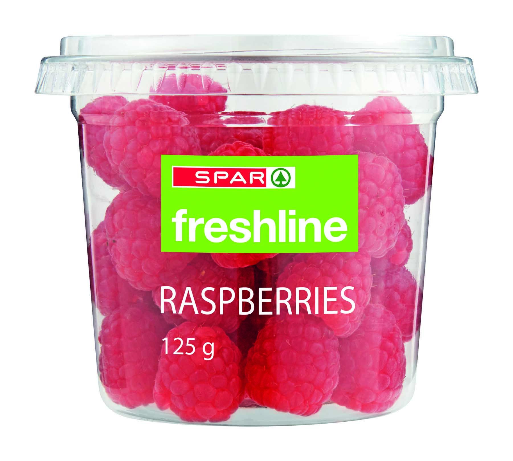 freshline raspberries