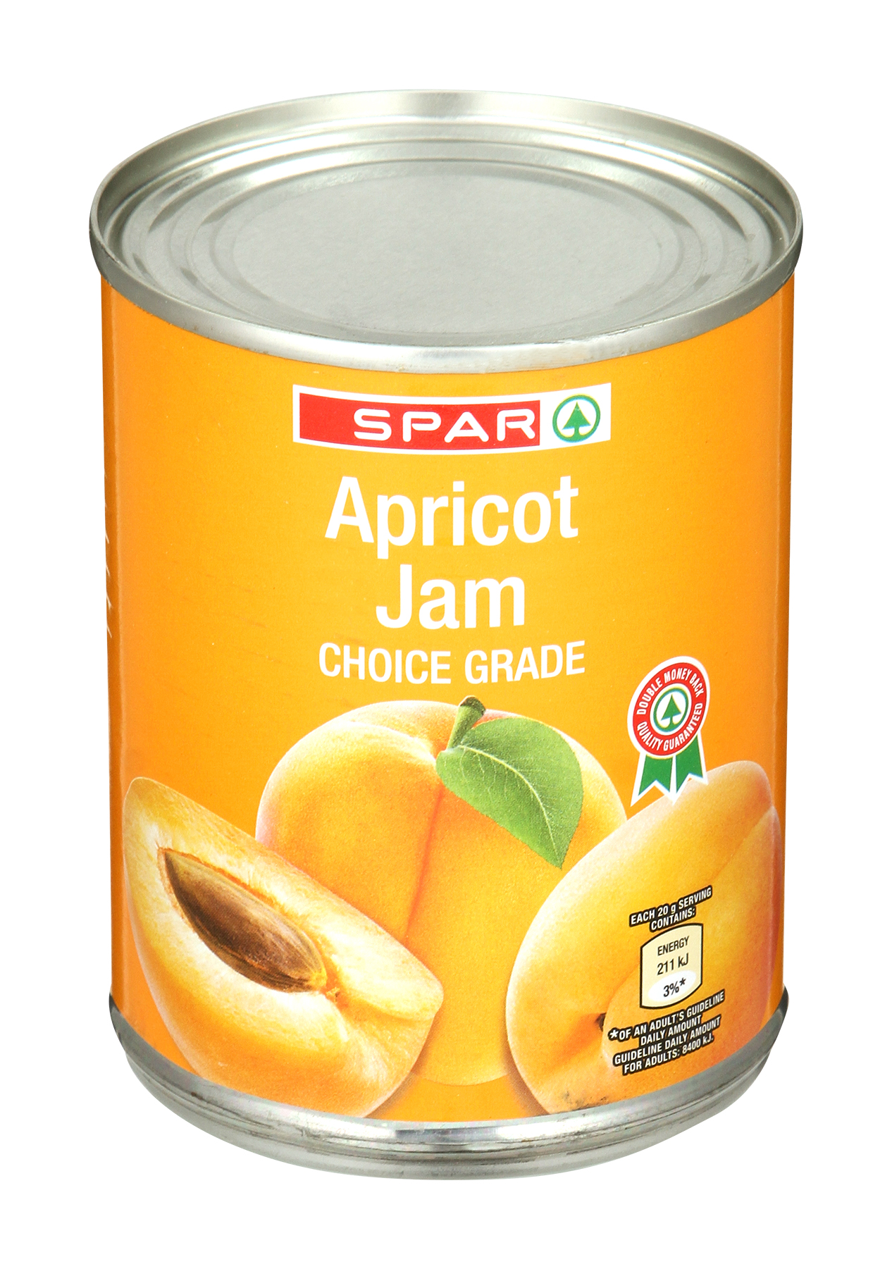 jam - smooth apricot