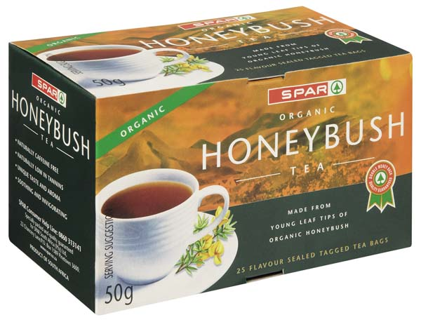 tea organic honeybush