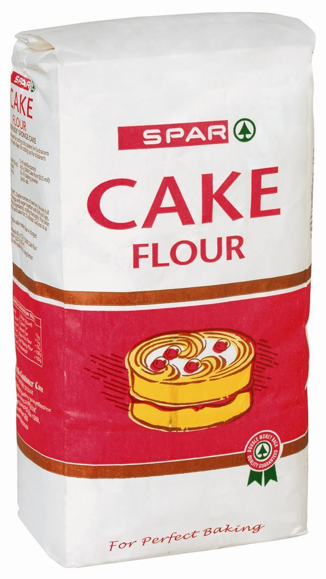 Is Cake Flour Self Raising Flour