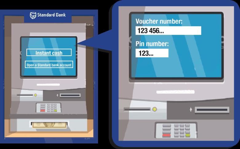 SPAR - Services - Money Transfers