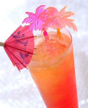 Spar Sunset Cocktail Recipe