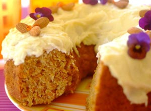 Spar Butternutcake Recipe