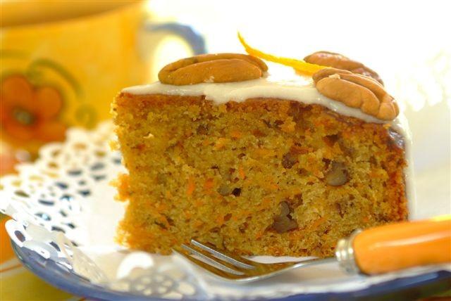 Spar Carrot Cake Recipe