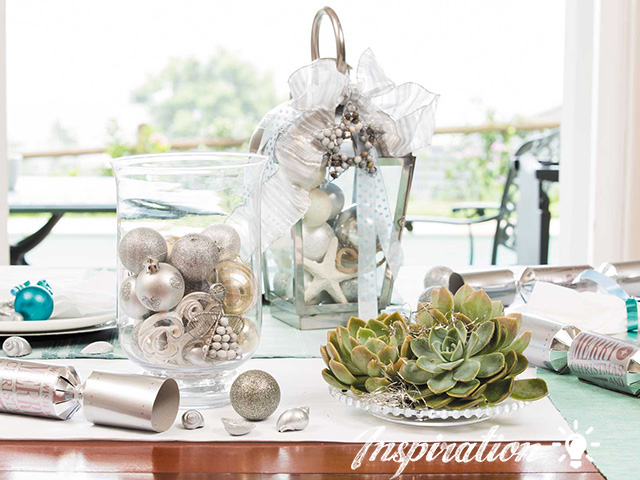 Spar Inspiration Tips On Christmas Table D Cor